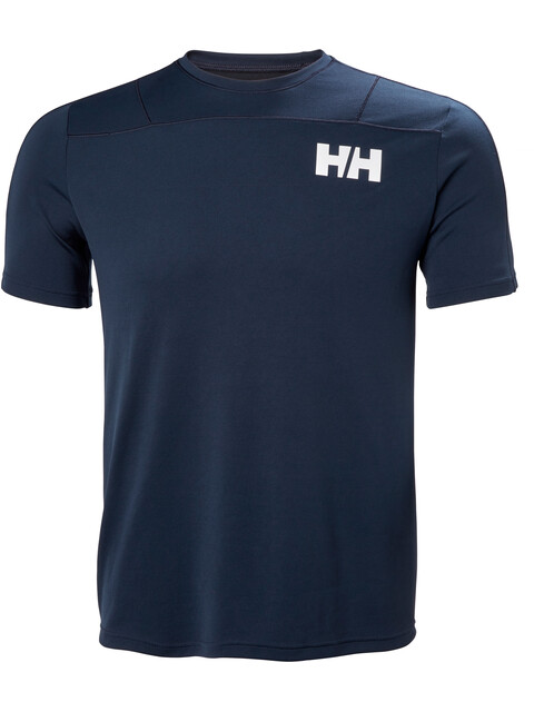 Helly Hansen Lifa Active Light Intimo parte superiore Uomo blu